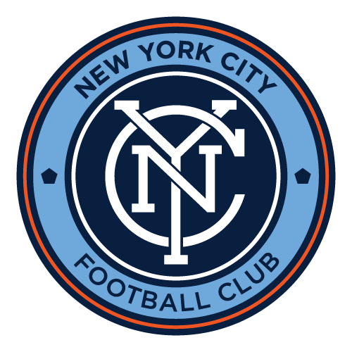 New York City FC logo vector logo