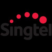 New SingTel logo
