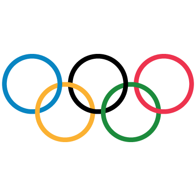 Summer Olympic Games logo vector logo