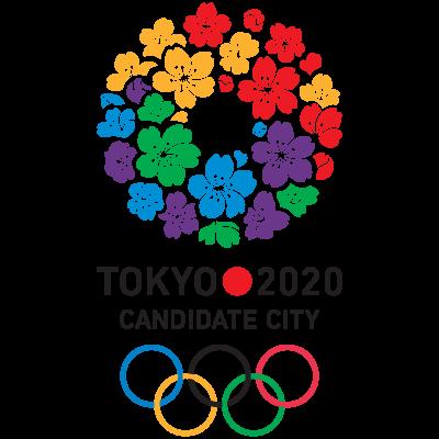 Tokyo 2020 logo vector logo