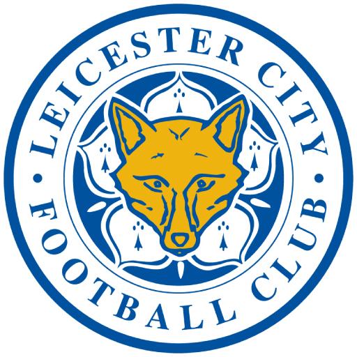 Leicester City FC logo vector logo