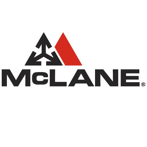 McLane logo vector logo