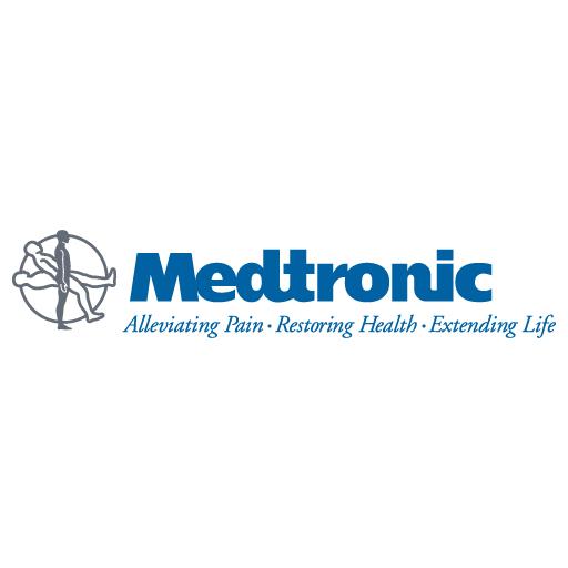 Medtronic logo vector logo