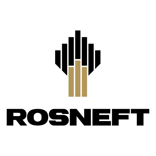 Rosneft logo vector logo