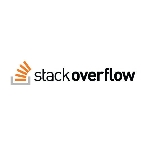 Stack Overflow logo vector logo