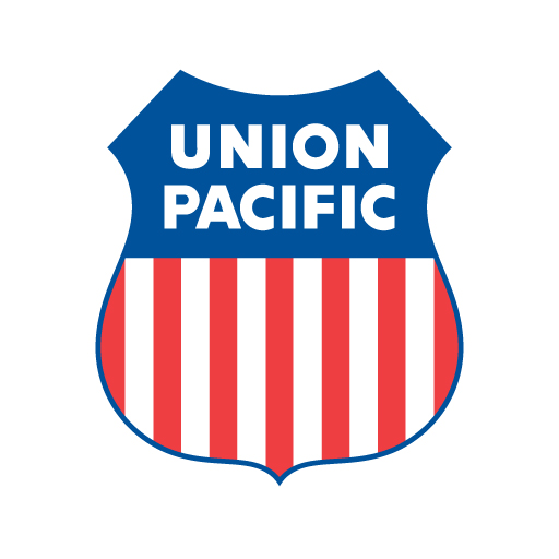 Union Pacific Railroad logo vector logo