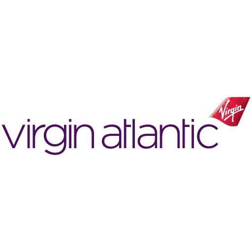 Virgin Atlantic logo vector logo