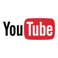 YouTube flat logo download