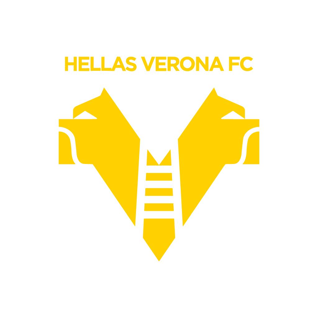 Hellas Verona FC logo vector logo